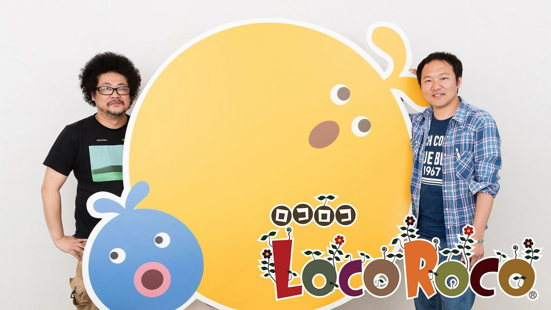 LocoRoco Creators on the Game That Made the World Smile