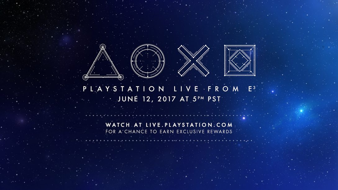 PlayStation Live From E3 2017: How to Watch