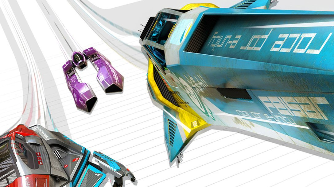 WipEout Omega Collection: Listen to the Full Soundtrack