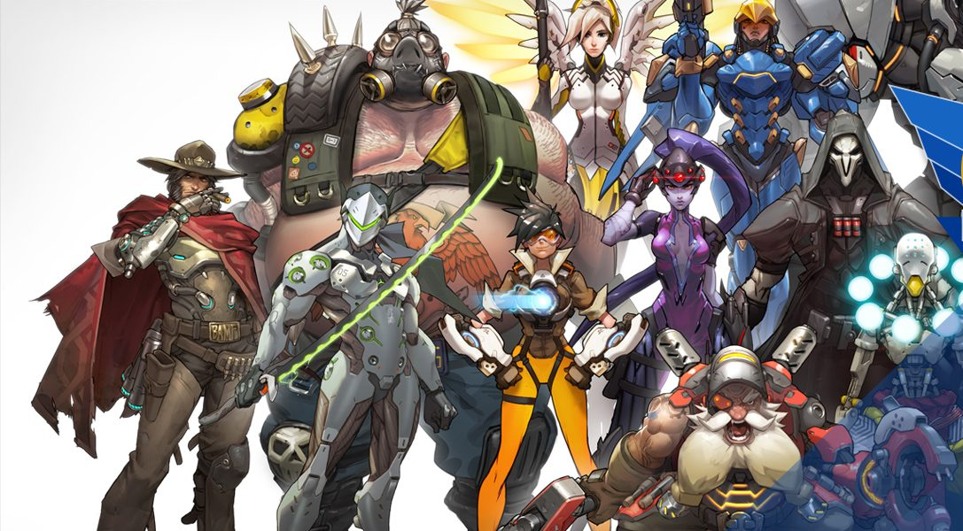 Extended Play: How Blizzard's larger than life hero shooter Overwatch was born