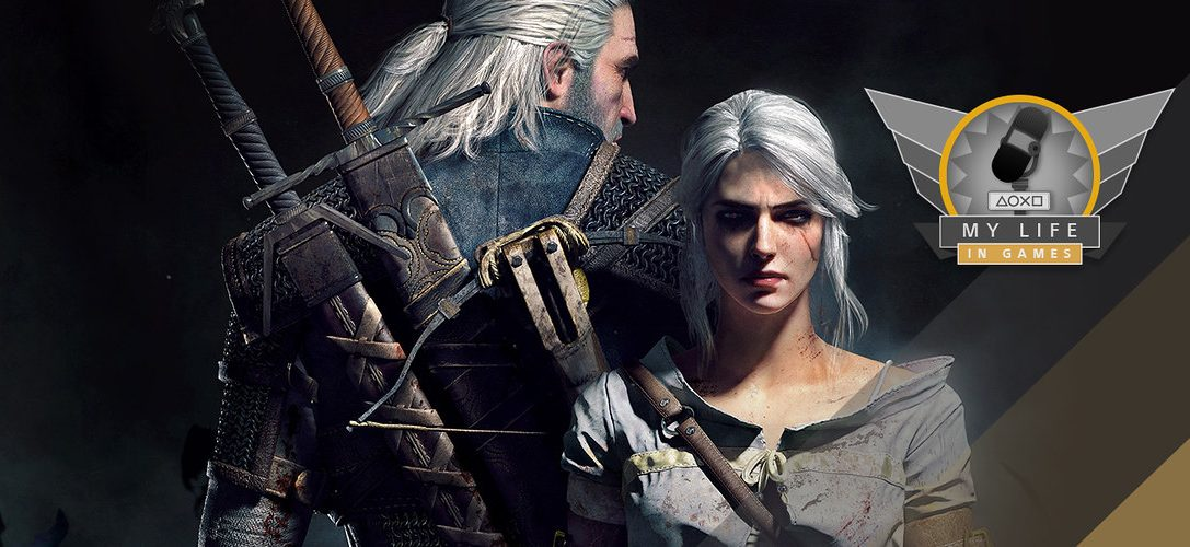 My Life in Games: The Witcher 3's Konrad Tomaszkiewicz picks his favourite PlayStation titles