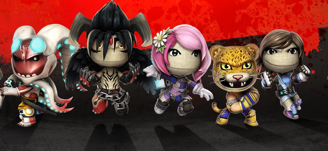 Celebrate Tekken 7's launch with this LittleBigPlanet 3 costume pack
