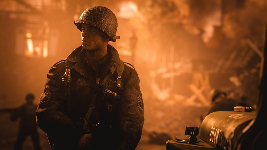 Call of Duty WWII: Your Questions Answered