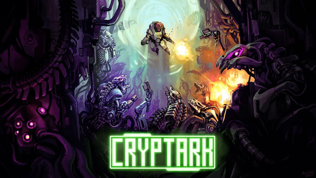 Cryptark Launches June 27 on PS4