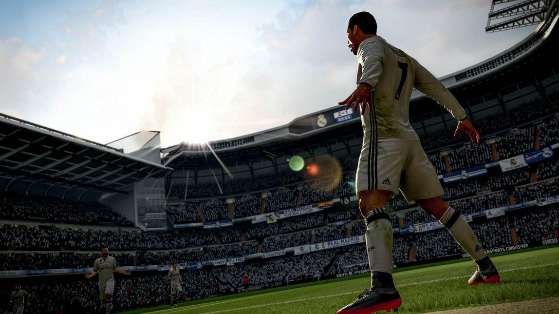 FIFA 18 Hits PS4 September 2017, Cristiano Ronaldo Headlines