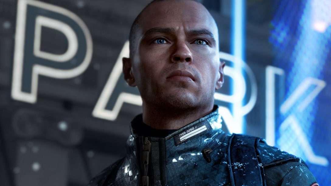 Detroit: Become Human — David Cage on Creating the Perfect Android