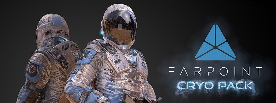 Farpoint's Cryo Pack expansion arrives on 27th June