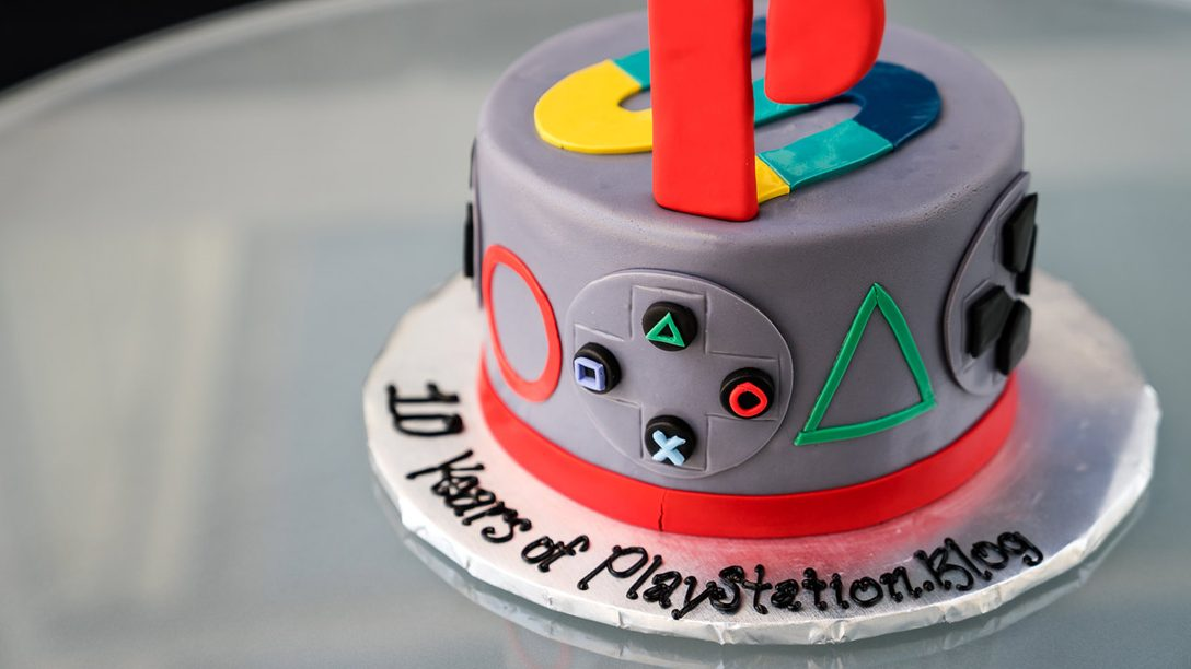 Thank You: PlayStation.Blog Turns 10 Today