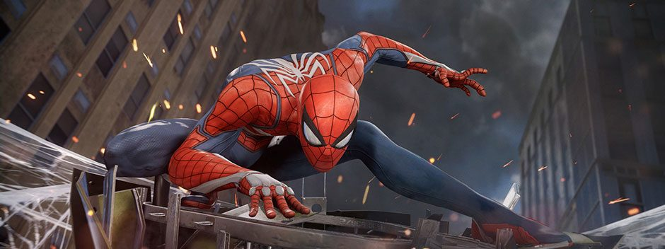 Everything you need to know about that amazing Spider-Man E3 demo