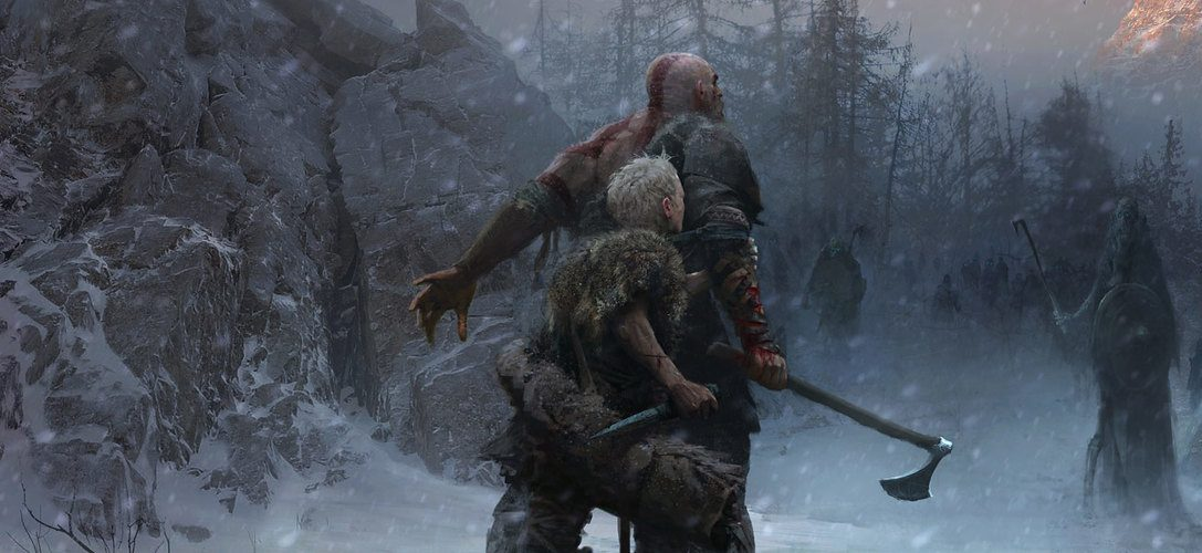 Find out how God of War's new Norse setting took shape