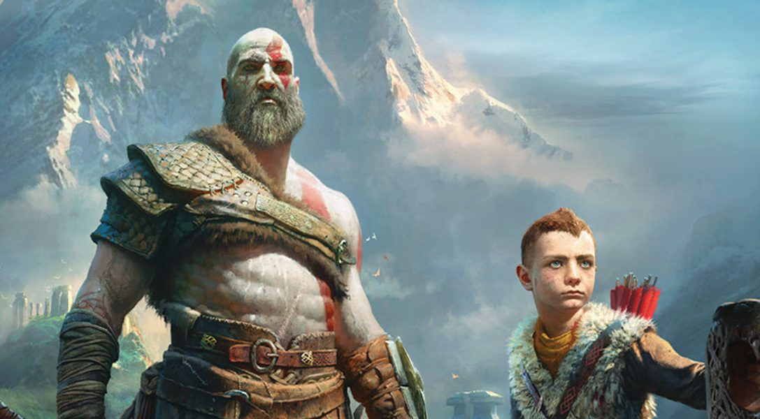 God of War: How Kratos' son Atreus grew from concept to reality