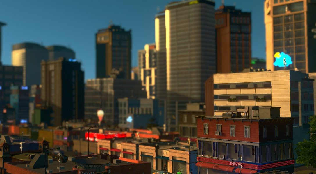 Cities: Skylines is bringing its city-building creativity and strategy to PS4