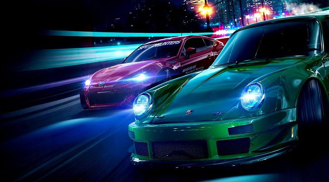 New PlayStation Store discounts start today on Need For Speed, SOMA, Snake Pass, more
