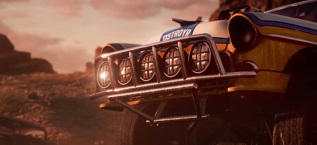 Get revenge, build your dream car and race in PS4's Need For Speed Payback, out 10th November