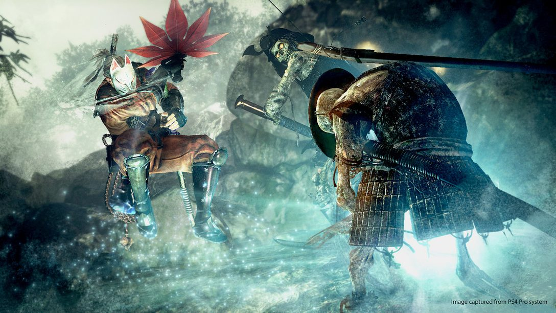 New Nioh DLC Out July 25: Adds New Weapon, Armor, Yokai, Trophies & More