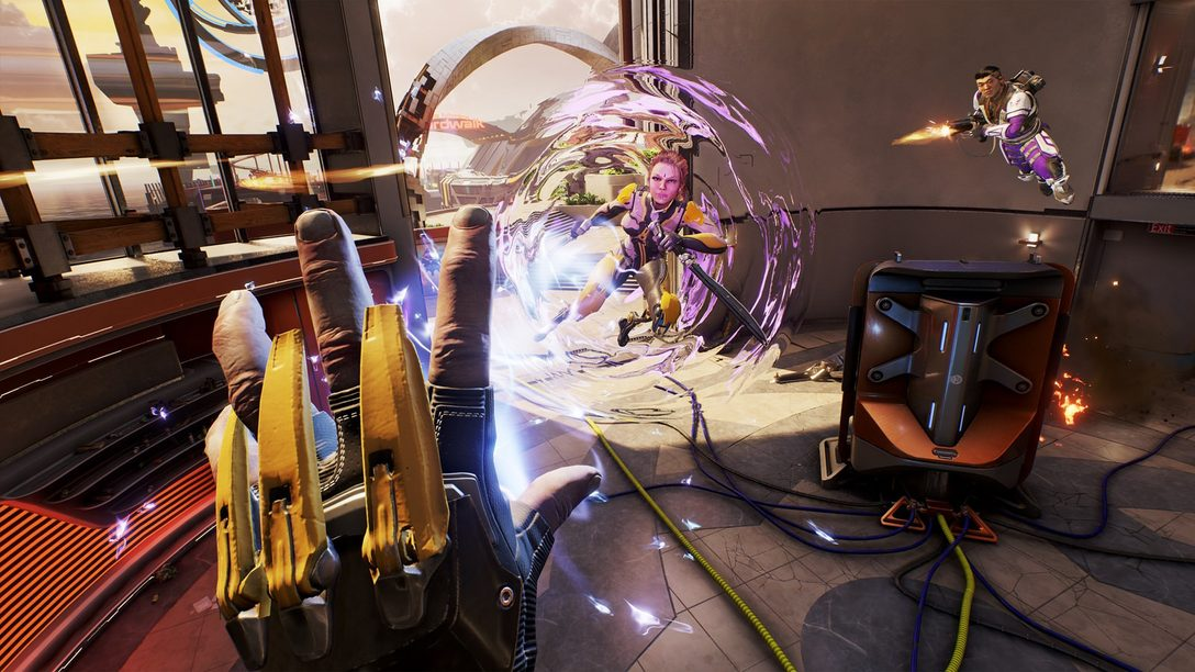 LawBreakers Open Beta Lifts Off on PS4 This Weekend