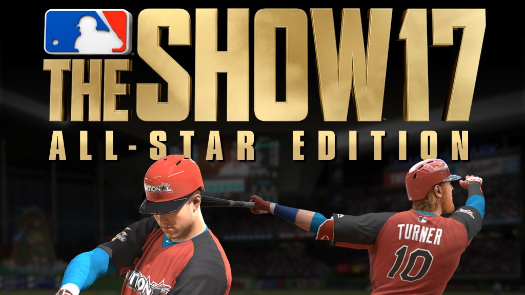 New MLB The Show 17 All-Star Edition and The Show Showdown
