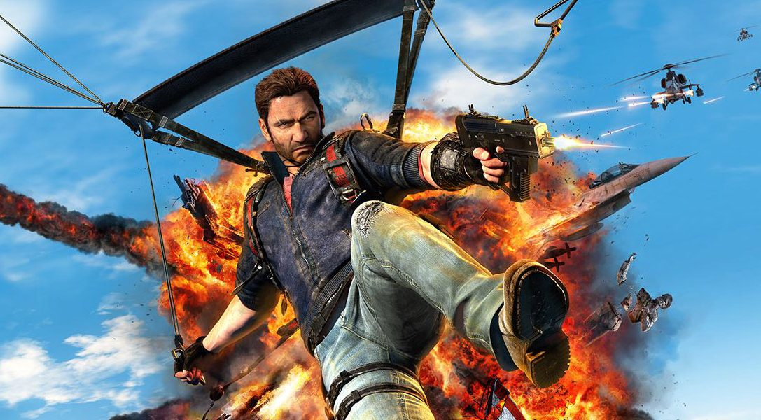 Your PlayStation Plus games for August are Just Cause 3 and Assassin's Creed: Freedom Cry