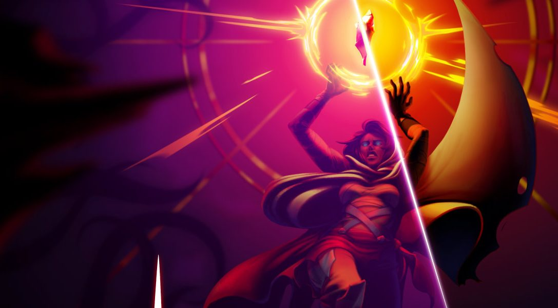 Battle for survival in the procedurally generated dungeons of PS4's Sundered, out 28th July