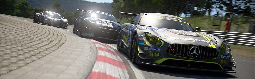 Gran Turismo Sport releases on 18th October 2017