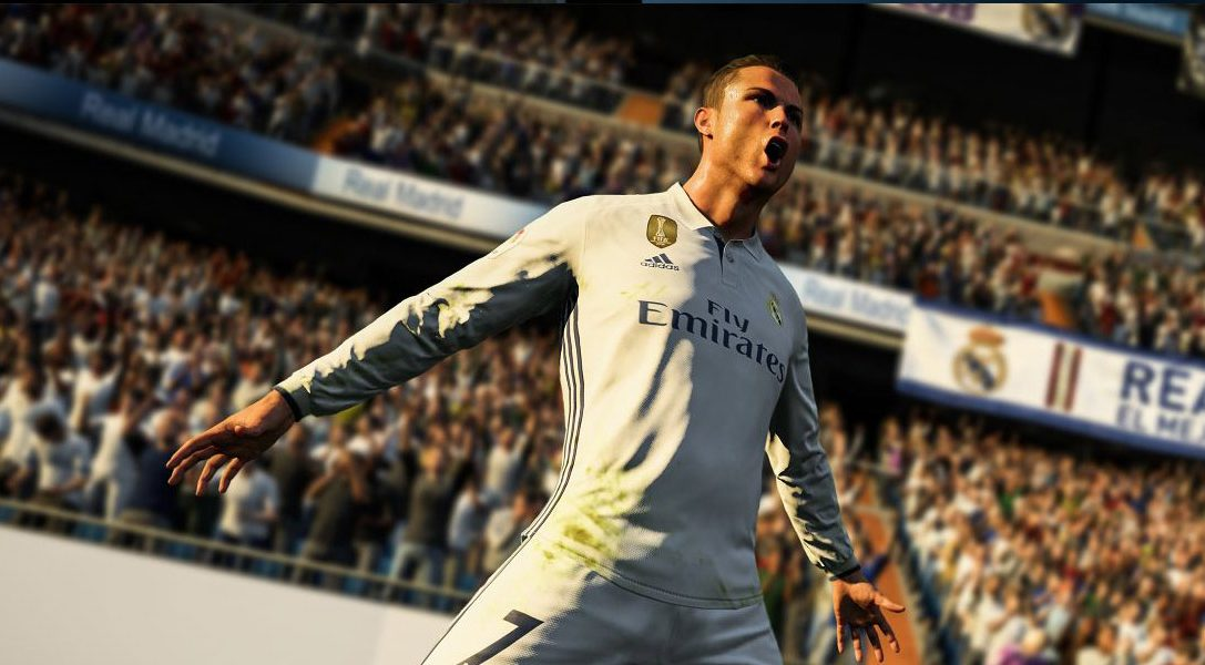 Announcing the PlayStation 4 FIFA 18 bundle range