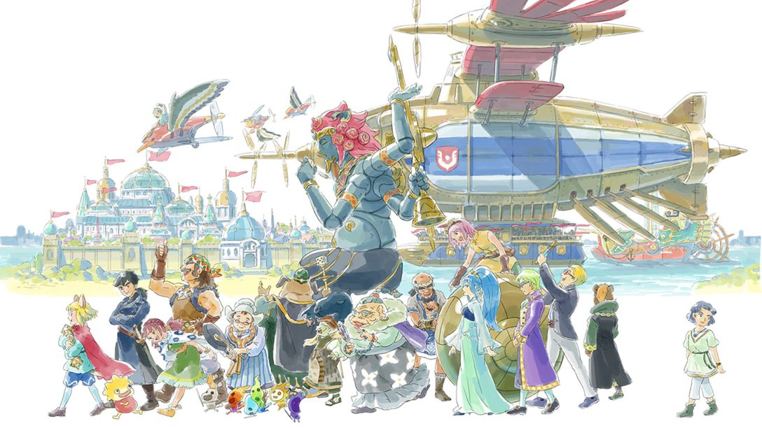An Introduction to the Cast of Ni no Kuni II, Pre-order Bonuses Detailed