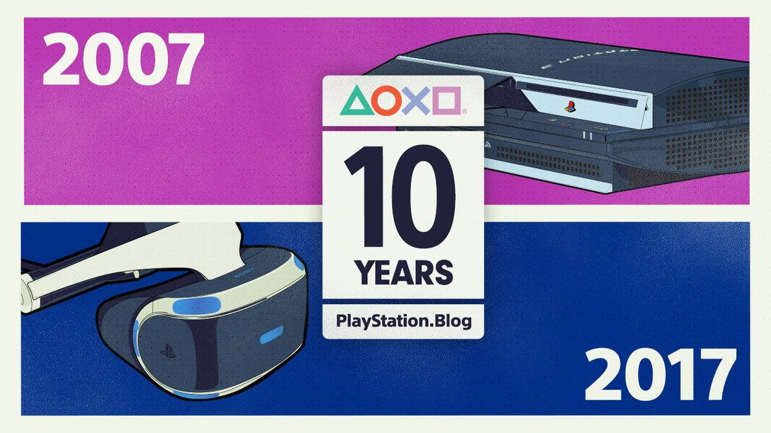 PlayStation.Blog 10th Anniversary Sale: Save on Editor's Picks