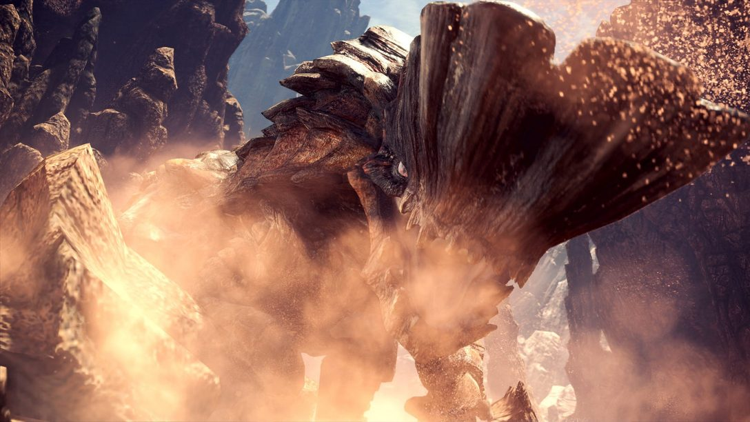 Monster Hunter: World Welcomes You With Open Arms