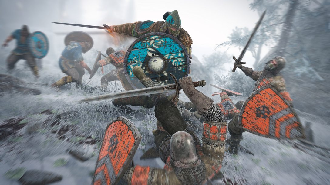For Honor Free Weekend Coming For PS Plus Members August 10-13