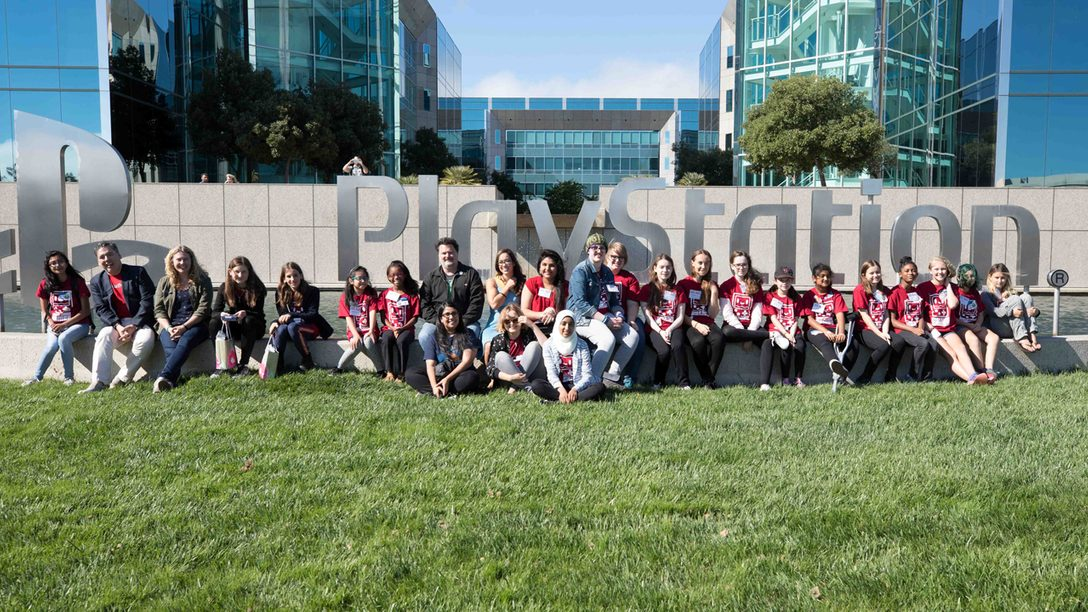 Girls Make Games: Looking Back at Demo Day, Hosted at PlayStation HQ