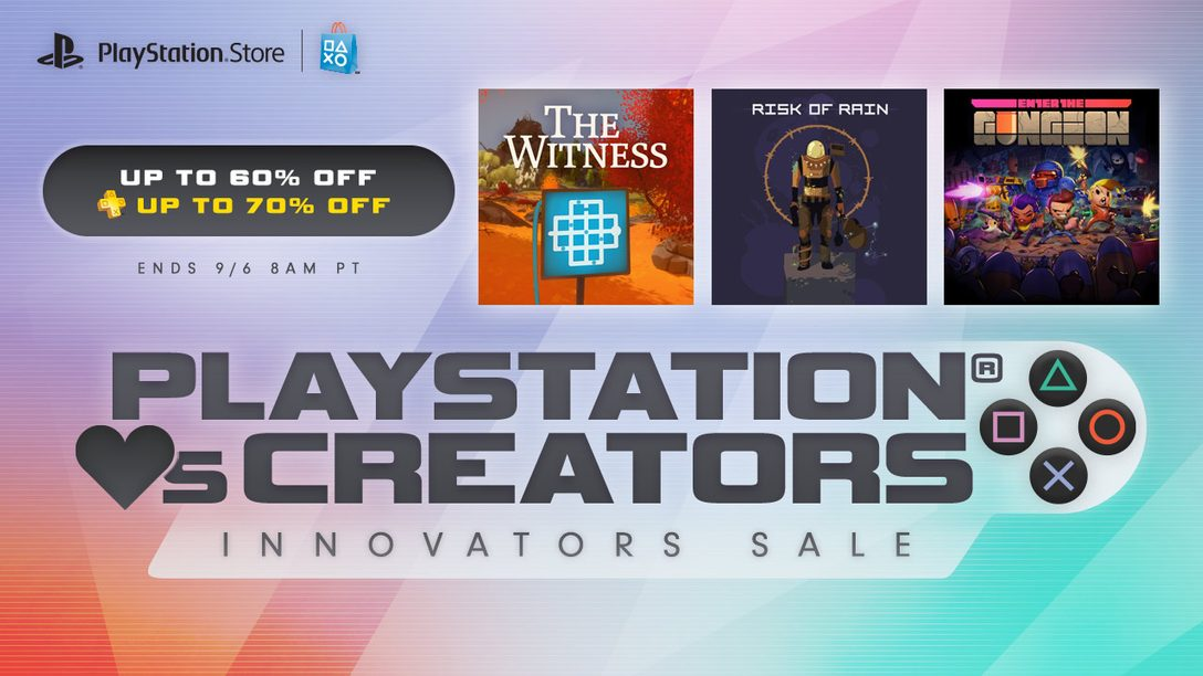 Innovators Sale: Save Up to 60%, 70% with Plus