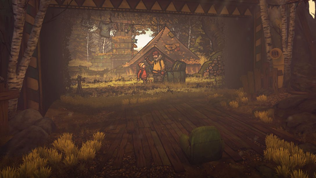 Cinematic 2D Platformer The Lost Bear Coming to PS VR This Month