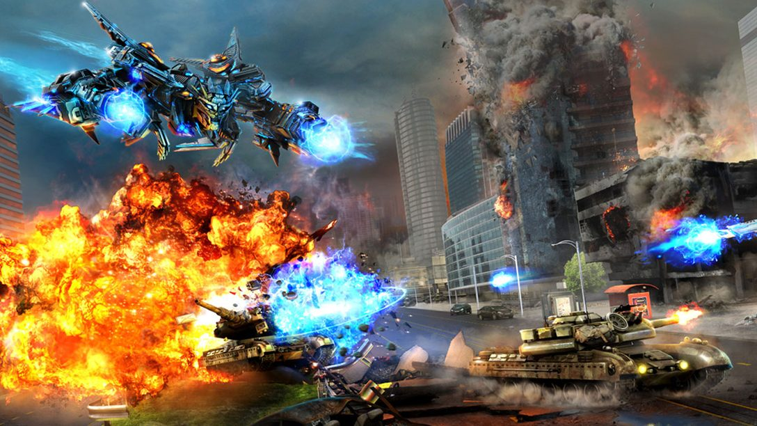 Split-Screen Tower-Defense Hybrid X-Morph: Defense Comes to PS4 August 30