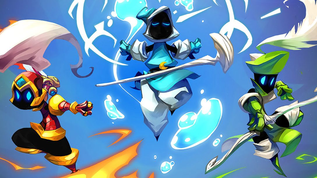 How Pankapu's RPG-Inspired Switching System Works, Out September 19 on PS4
