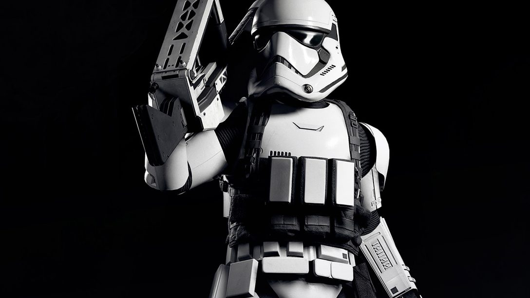 An Exclusive Look at the Heavy Trooper from Star Wars Battlefront II