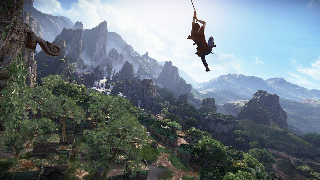 The Drop: New PlayStation Games for 8/22/2017