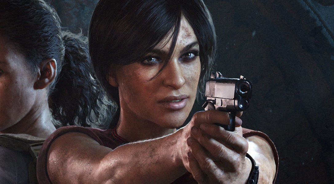 Uncharted: The Lost Legacy's is out tomorrow – here's a launch-day note from Naughty Dog