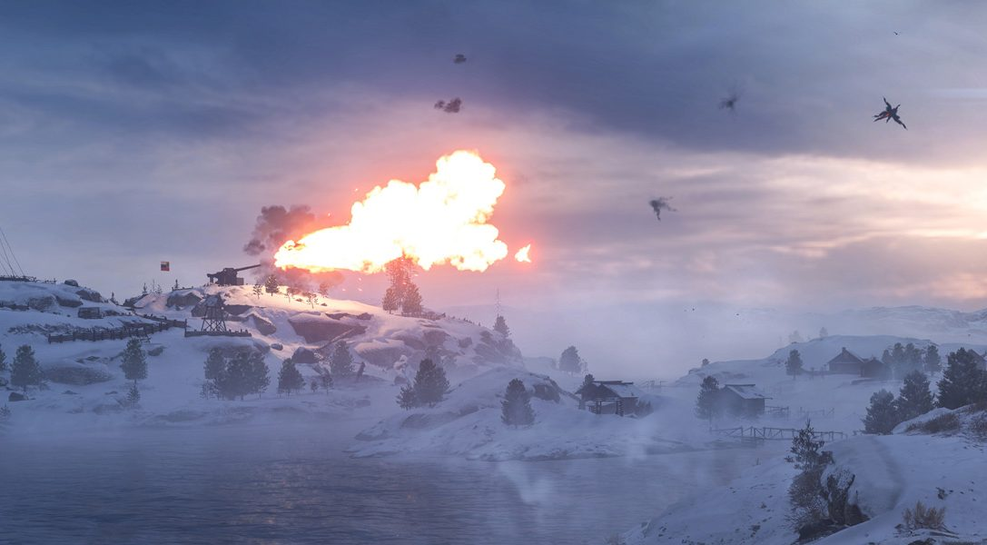Battlefield 1's upcoming In The Name Of The Tsar expansion detailed
