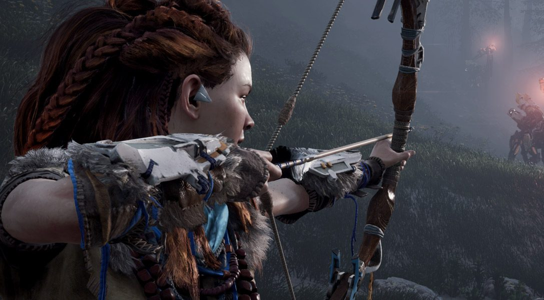 Horizon Zero Dawn introduces a low difficulty 'Story' mode, out today