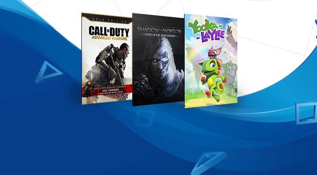 New 'Games under €20' discounts start today on PlayStation Store