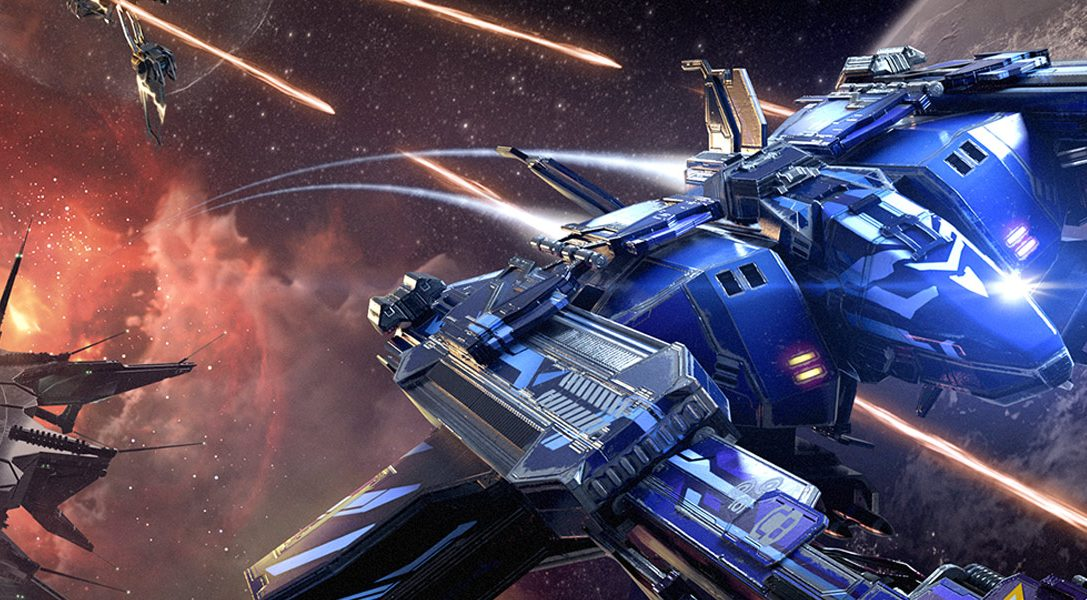 EVE: Valkyrie – Warzone expands game, removes need for PS VR