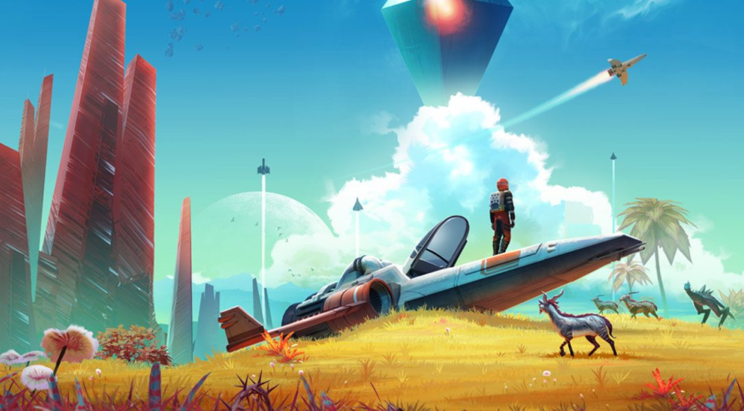 Today's No Man's Sky Atlas Rises update brings new story, low altitude flight, joint exploration and much more