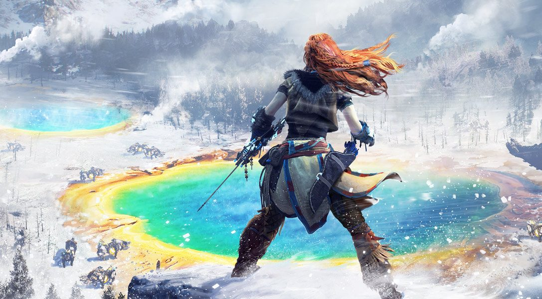 Horizon Zero Dawn's The Frozen Wilds DLC release date confirmed