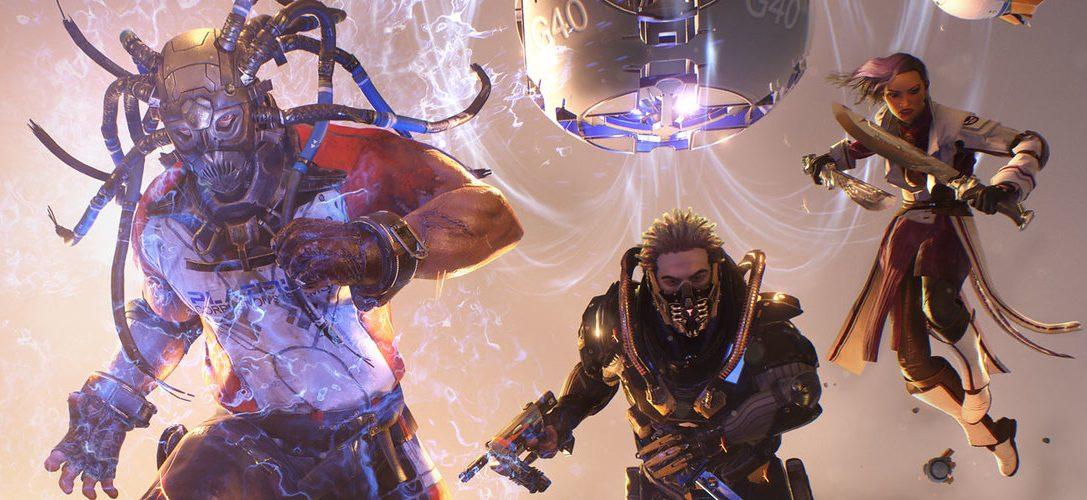 Enhanced for PS4 Pro: Hellblade: Senua's Sacrifice, LawBreakers, Dreadnought and more…