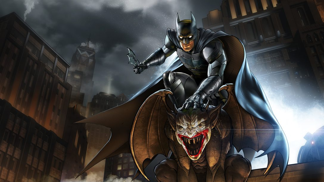 How your choices will shape the Joker's creation in PS4's Batman: The Enemy Within, out 8th August