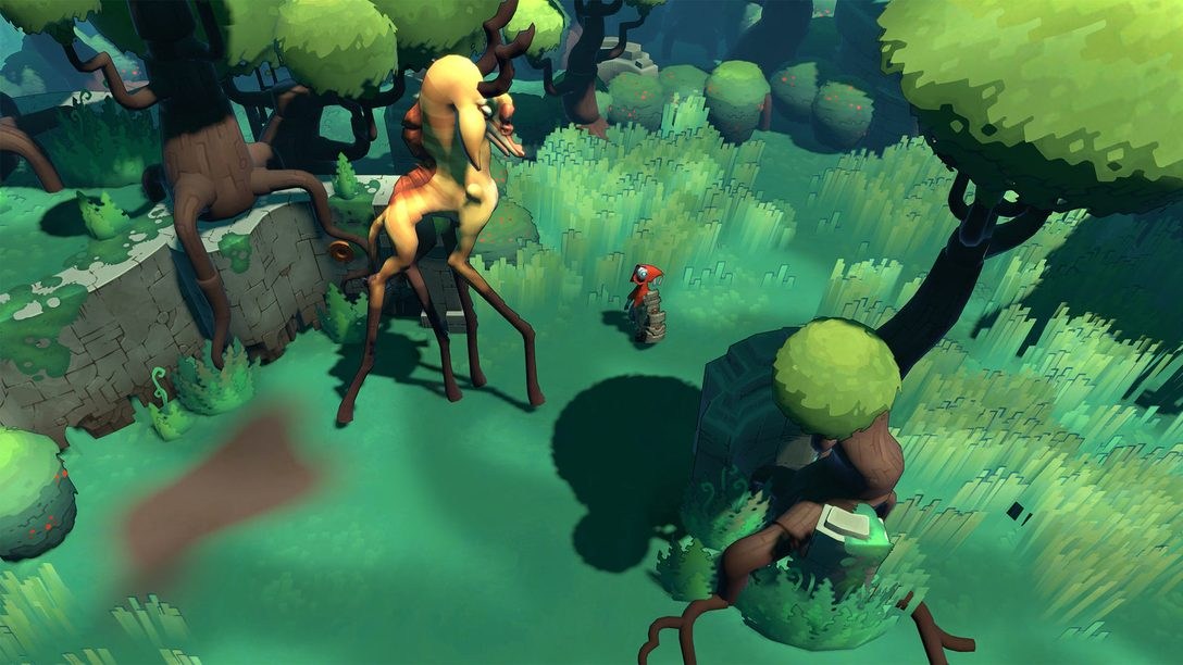 6 things you need to know about Runic Games' PS4 puzzle platformer Hob, out 26th September
