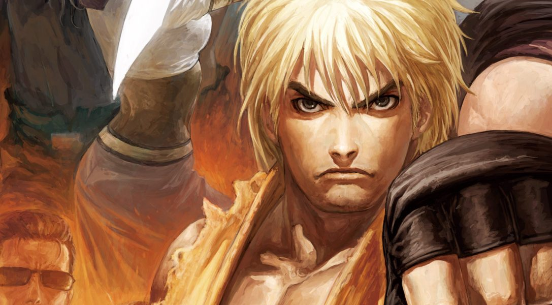 How classic SNK fighting game Art of Fighting was born