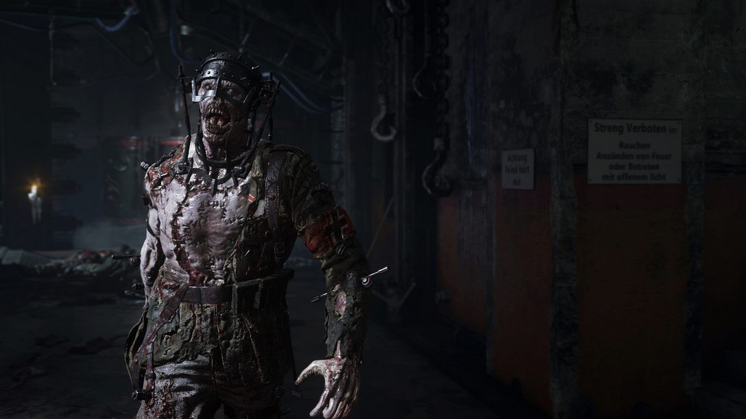 First Details: Call of Duty WWII's Zombies Mode