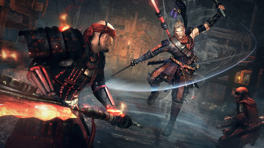 Nioh: Bloodshed's End Out Today on PS4