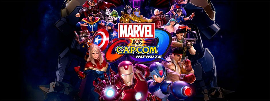 Watch fan-favourite characters clash in Marvel vs. Capcom: Infinite's PS4 launch trailer
